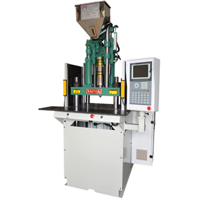 Standard vertical injection molding machine